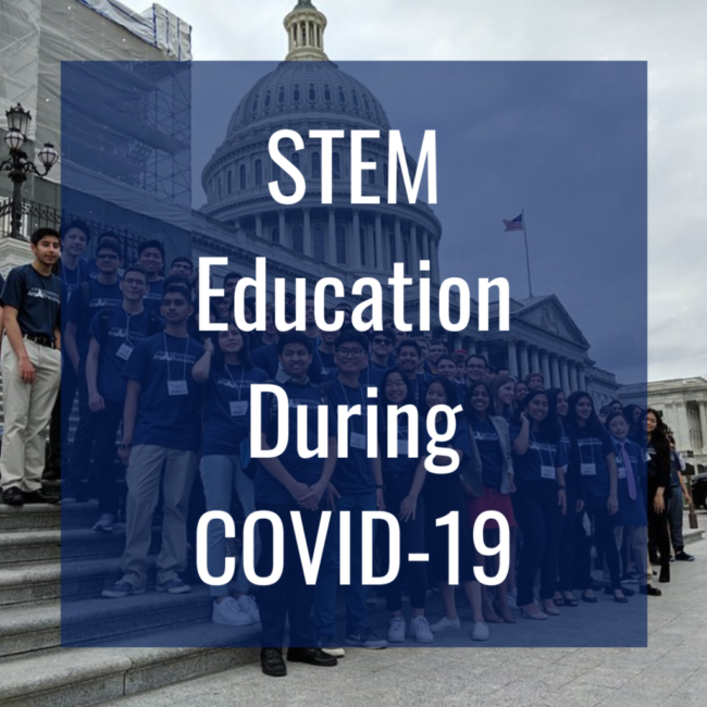 STEM Education During COVID